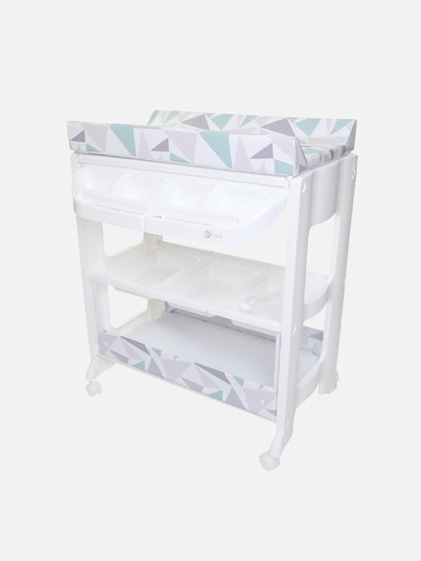 MyChild Peachy Changing Unit With Concealed Bath.