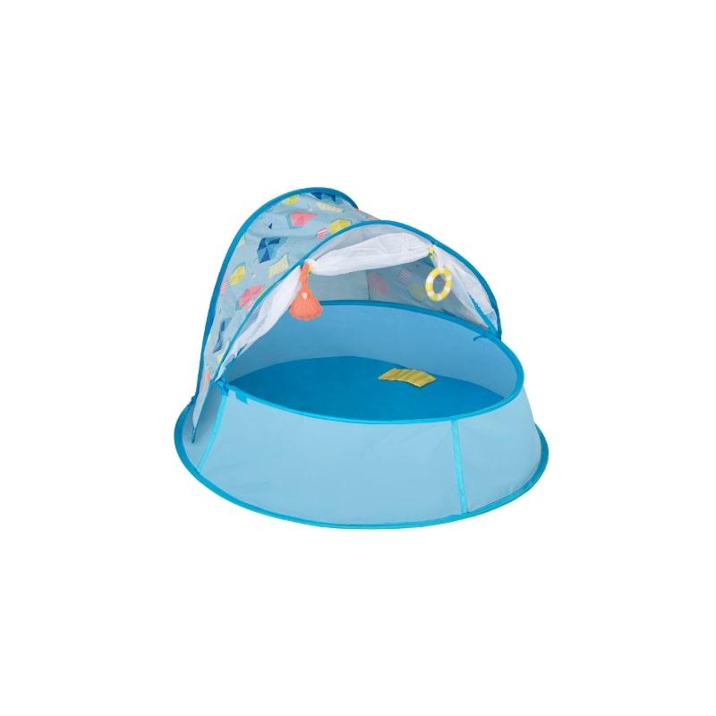 Babymoov Aquani 3-in-1 UV Tent/Play Area/Paddling Pool.