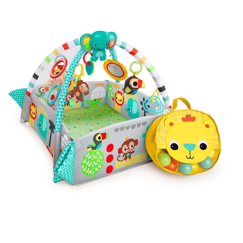 Bright Starts 5 In 1 Ball Activity Play Gym.