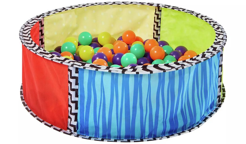 Chad Valley Pop Up Ball Pit.