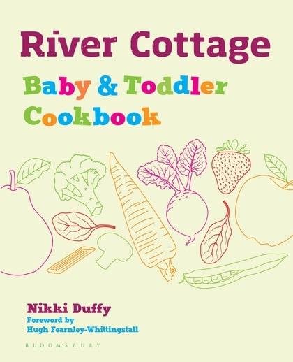 River Cottage Baby & Toddler Cookbook.