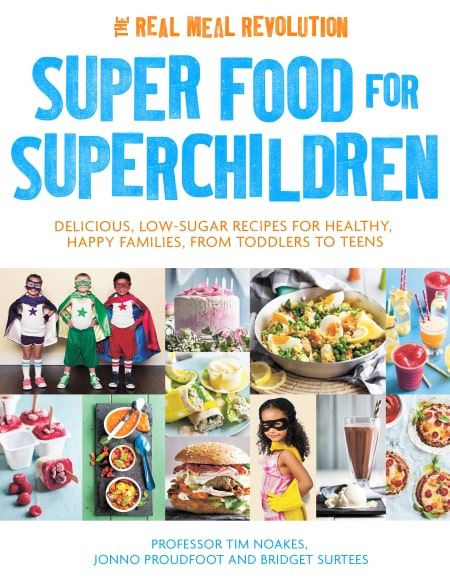 Super Food For Super Children.