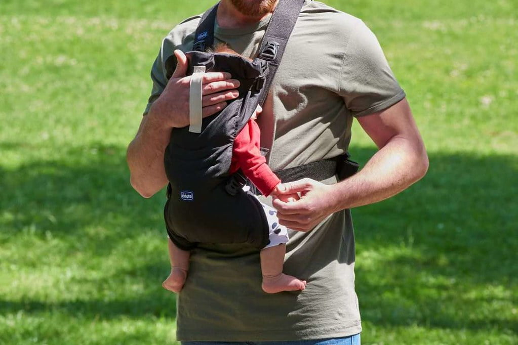 Chicco Easyfit Baby Carrier.