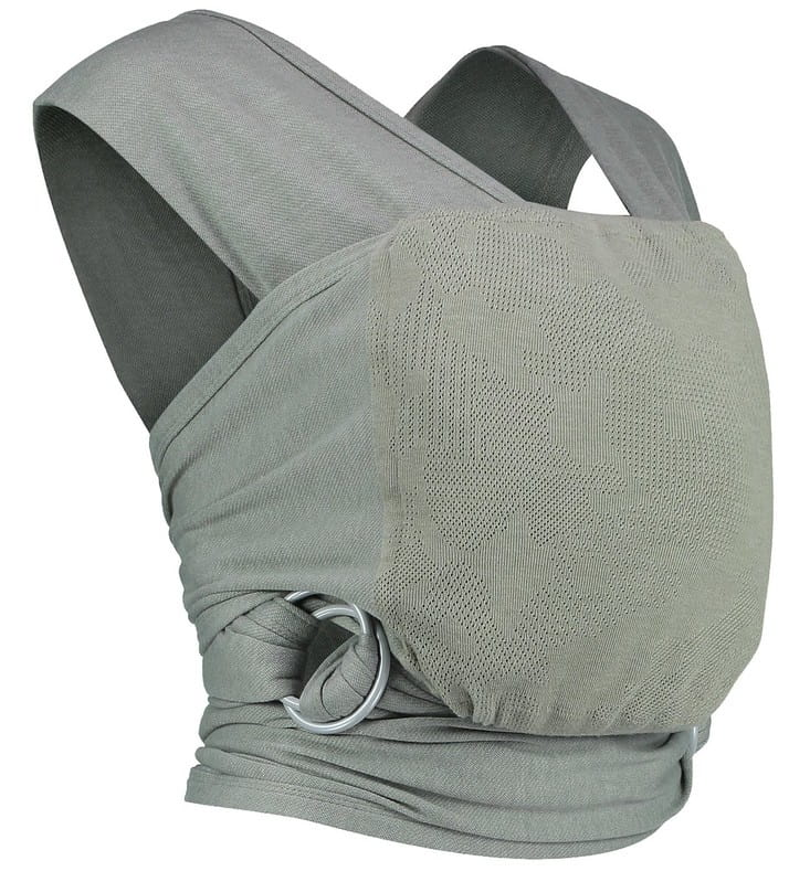 Close Caboo Lite Baby Carrier.