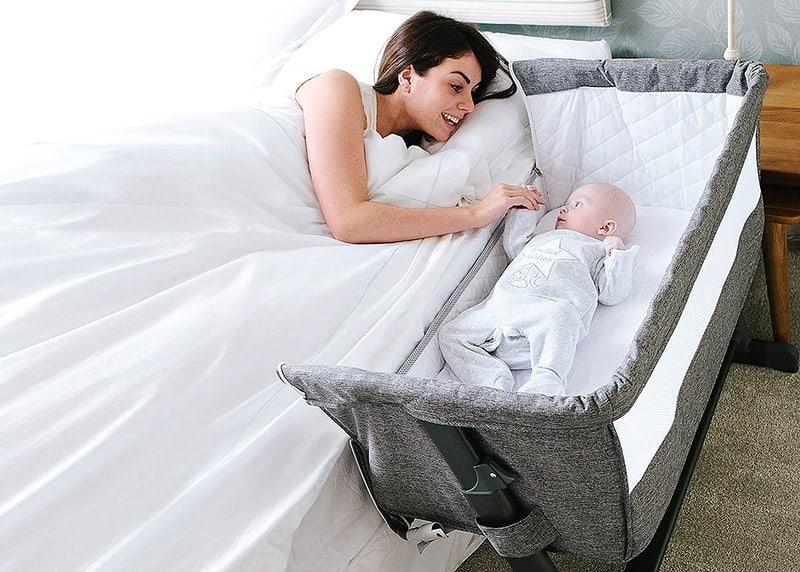 Babylo Bedside Cozi Sleeper.