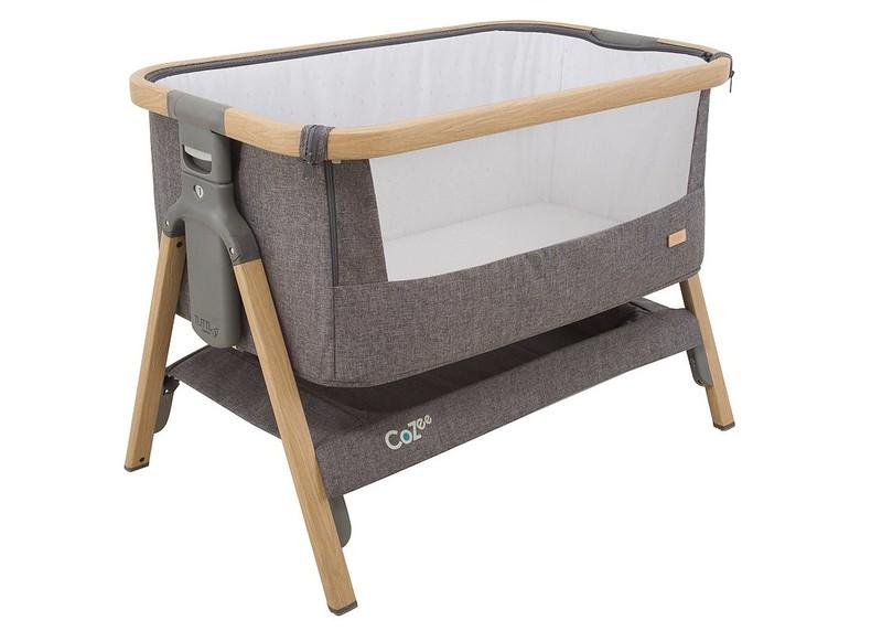 Tutti Bambini CoZee Bedside Crib.