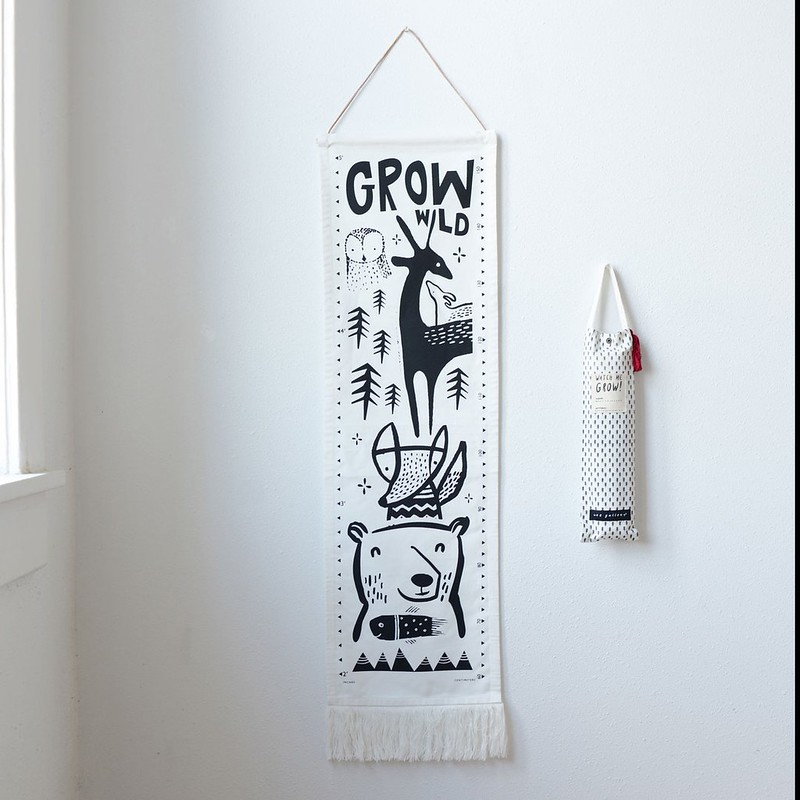 Wee Gallery Canvas Growth .Chart