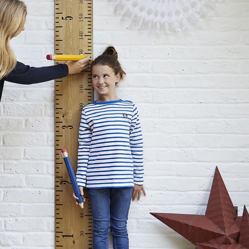 Lovestruck Interiors Kids Rule Height Chart.