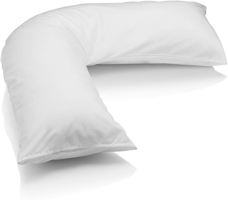 Rohilinen Orthopaedic V Shaped Support Pillow.