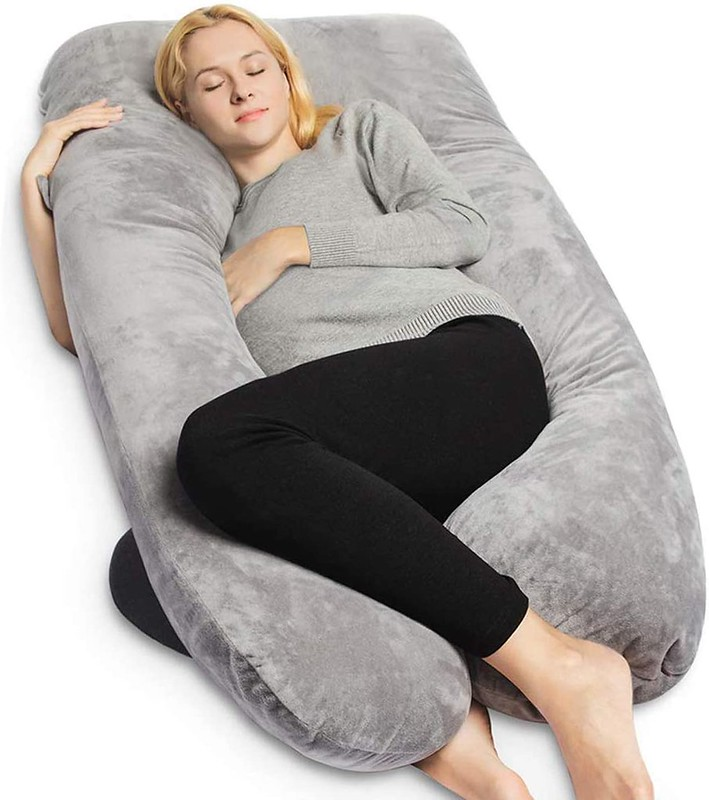 Queen Rose Pregnancy Pillow.