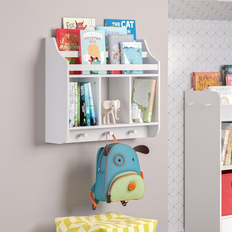 Harriet Bee Reliford Kids' Bookshelf.