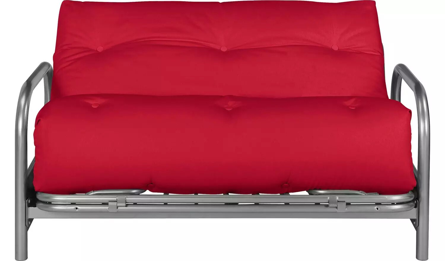 Argos Home Mexico 2 Seater Futon Sofa Bed.