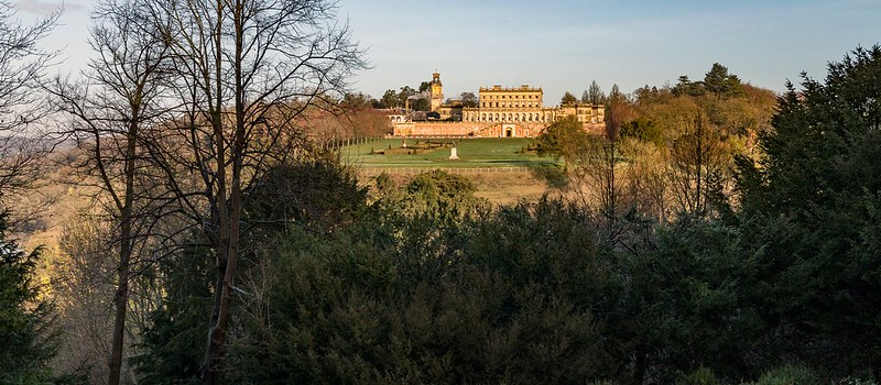 Grounds of Cliveden House.