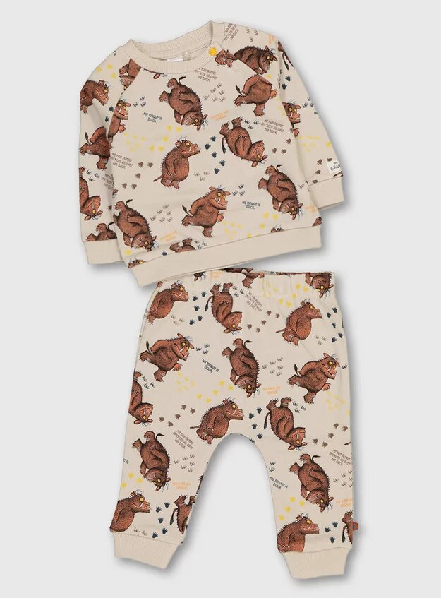 Tu Clothing Gruffalo Printed Top And Joggers