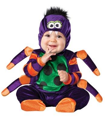 Baby Itsy Bitsy Spider Costume.