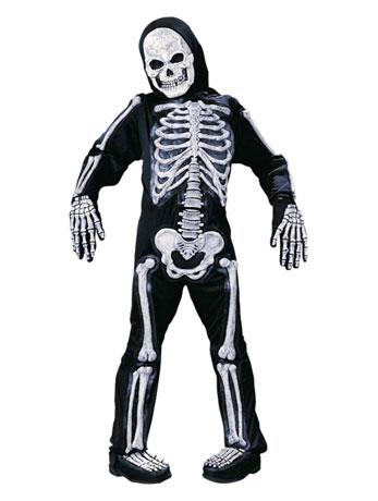 Kids' Skelebones Costume.