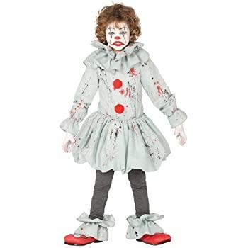 Killer IT Children's Clown Costume
