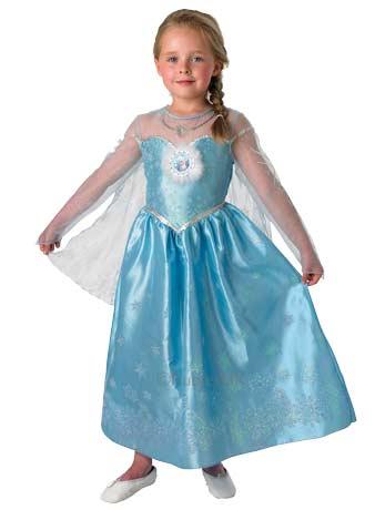 Kids' Deluxe Elsa Costume.