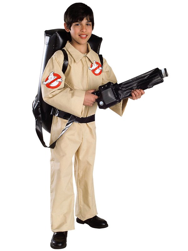Kids' Ghostbusters Classic Costume