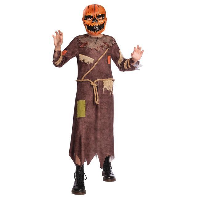 Boys' Pumpkin Reaper Costume.
