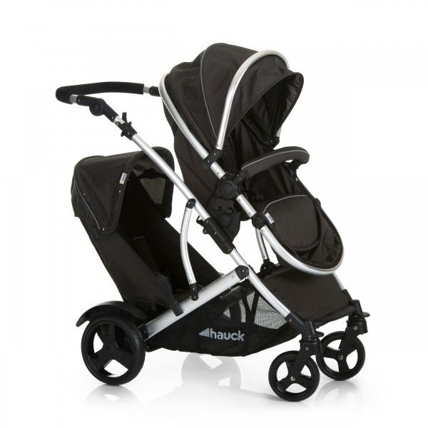 Hauck Duett 2 Tandem Double Pushchair.