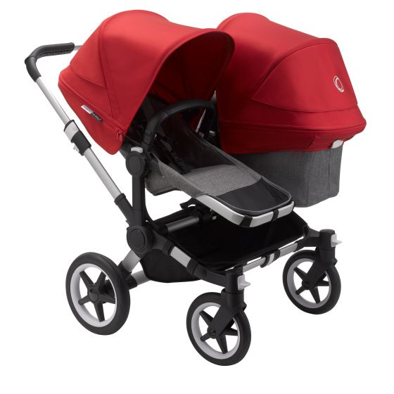 Bugaboo Donkey 3 Duo Pushchair With Aluminium Chassis.