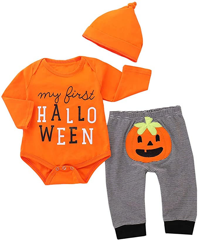 My First Halloween Romper from Amazon.