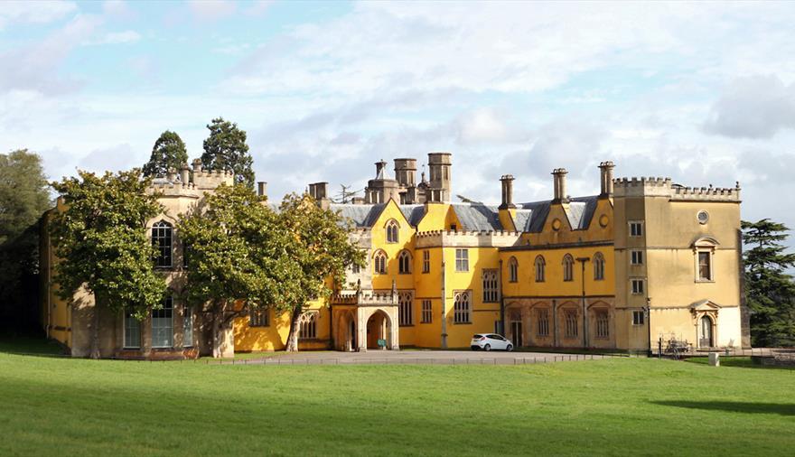 Aston Court Estate.