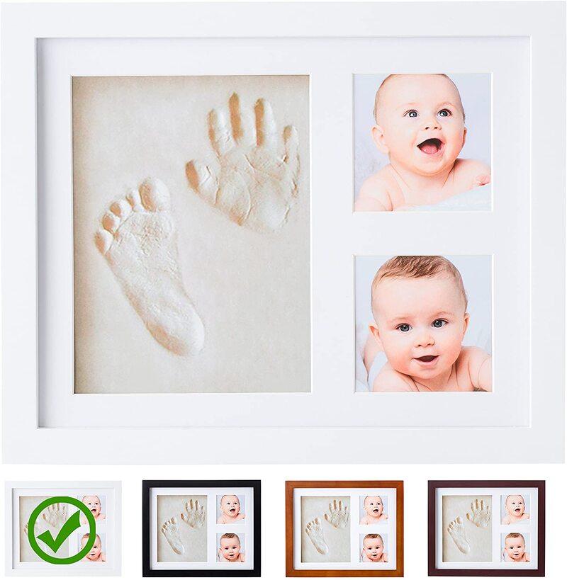 Little Hippo Handprint Kit And Frame.