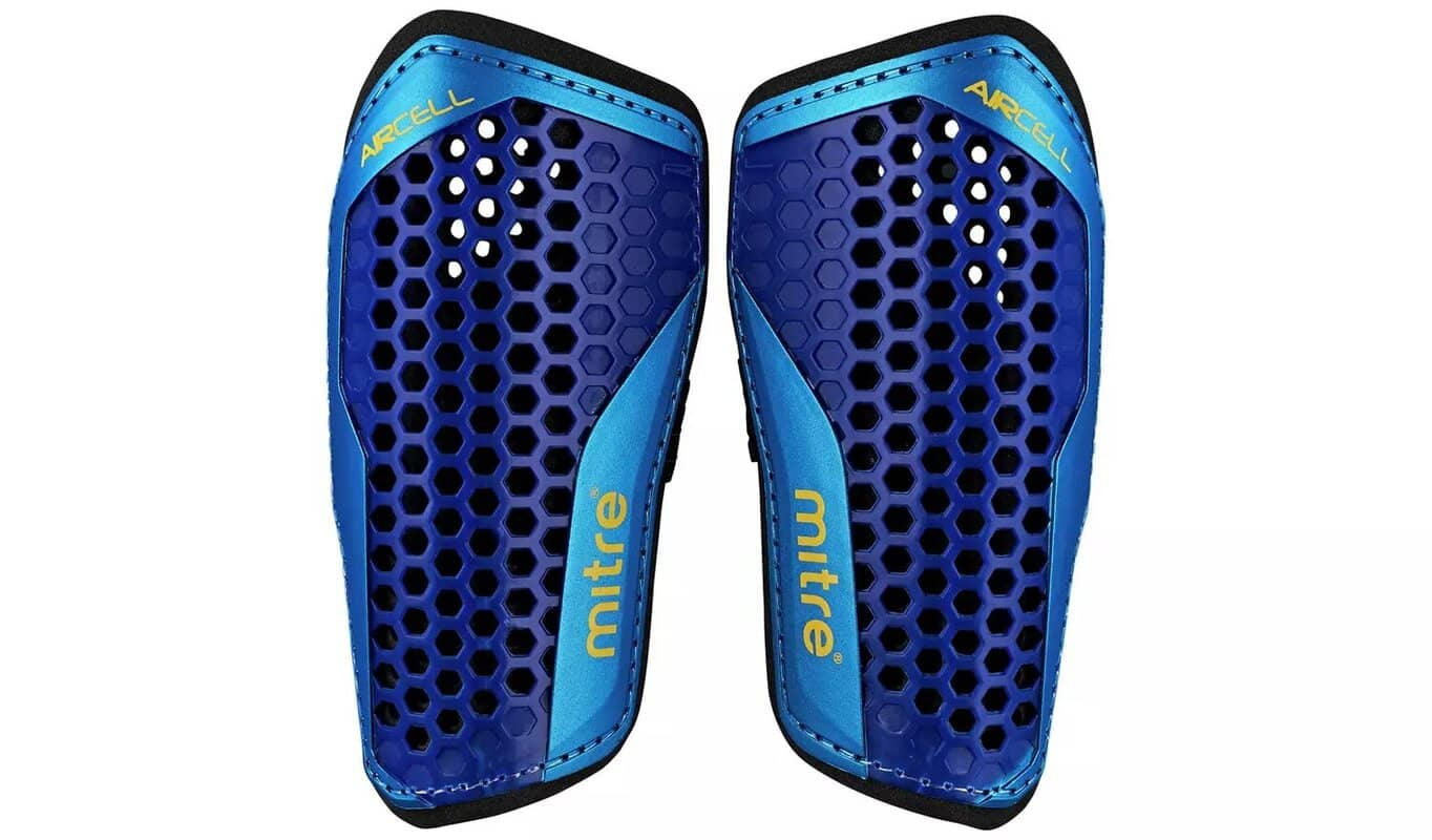 Mitre Aircell Carbon Slip Shin Pads
