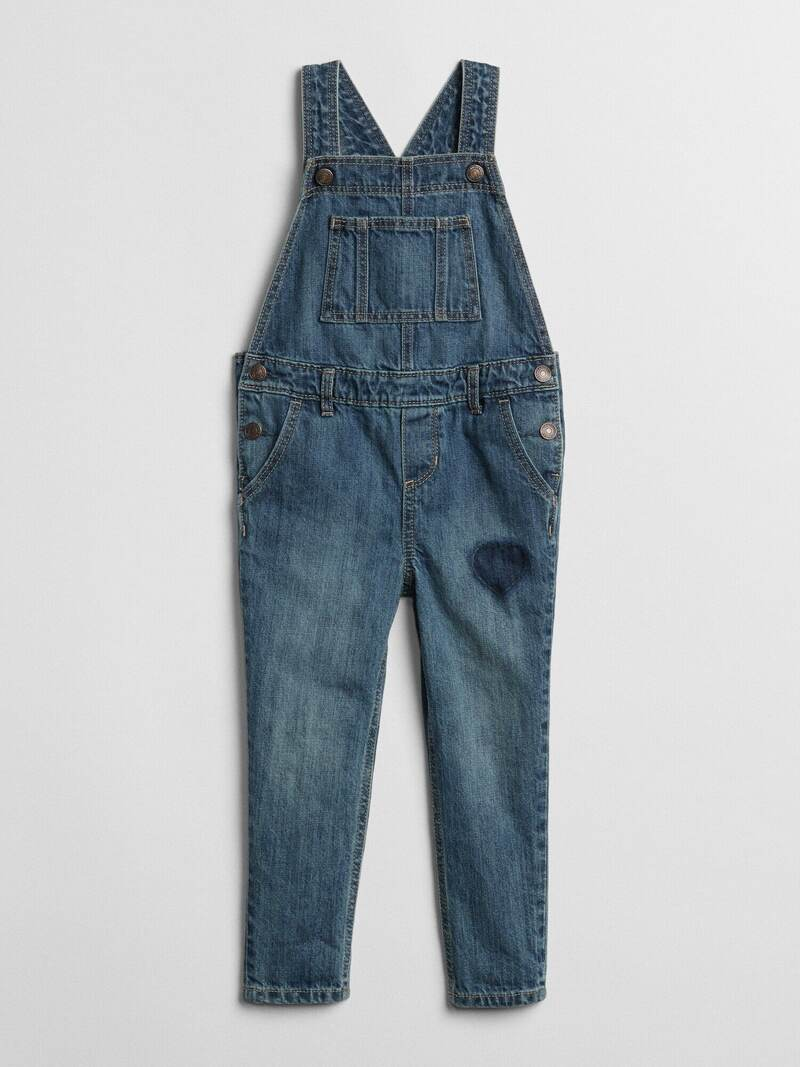 Gap Denim Overalls.