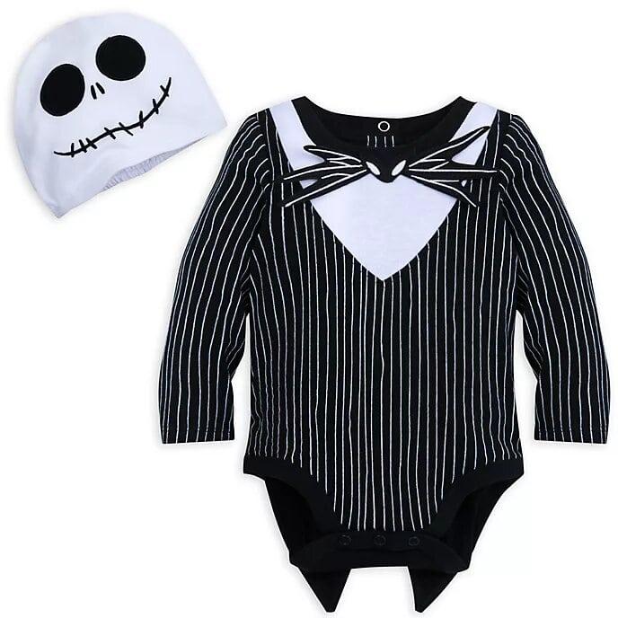 Disney Store Jack Skellington baby costume.