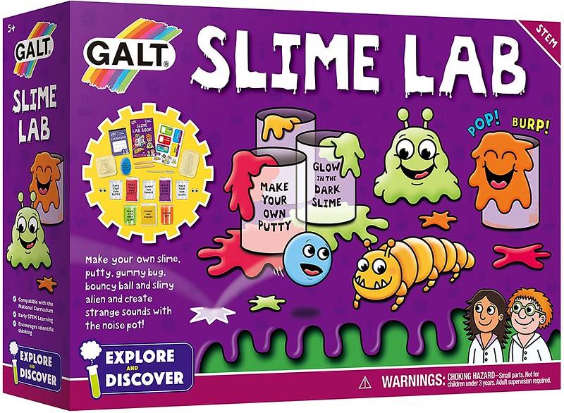 Galt Slime Lab box.