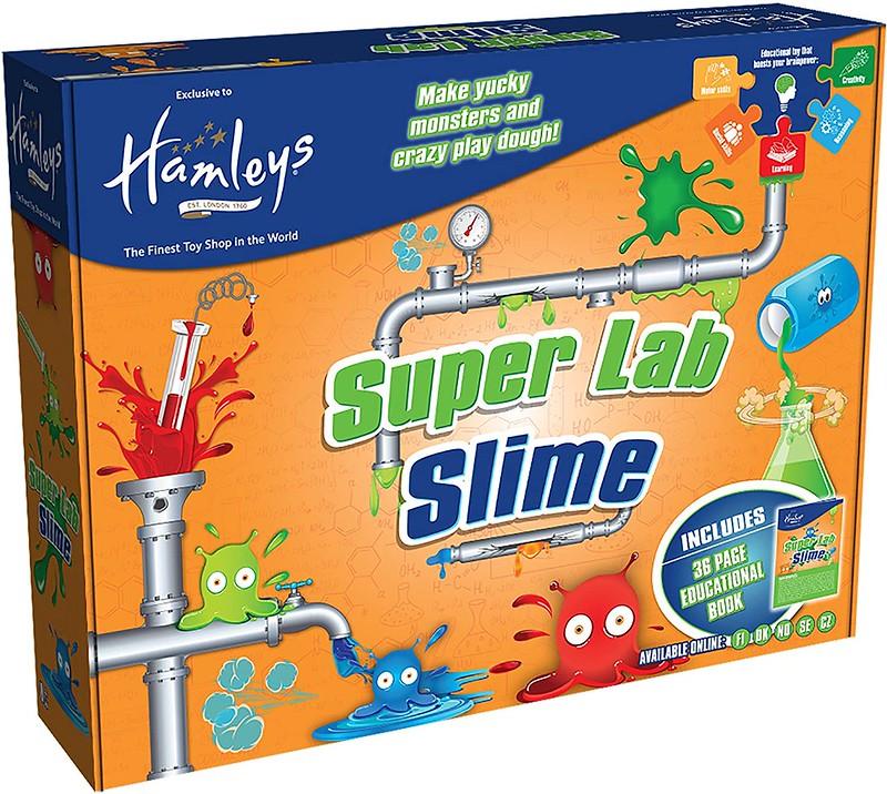 Hamleys Slime Factory Super Kit.