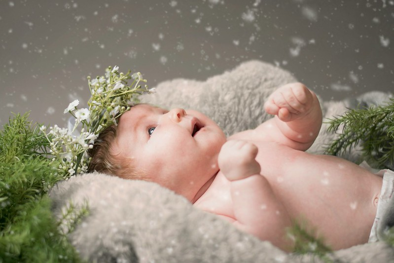 There are many different baby names which mean winter and snow.