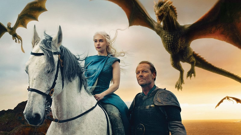 Whenever we talk about dragons, Game of Thrones will always be glorified.