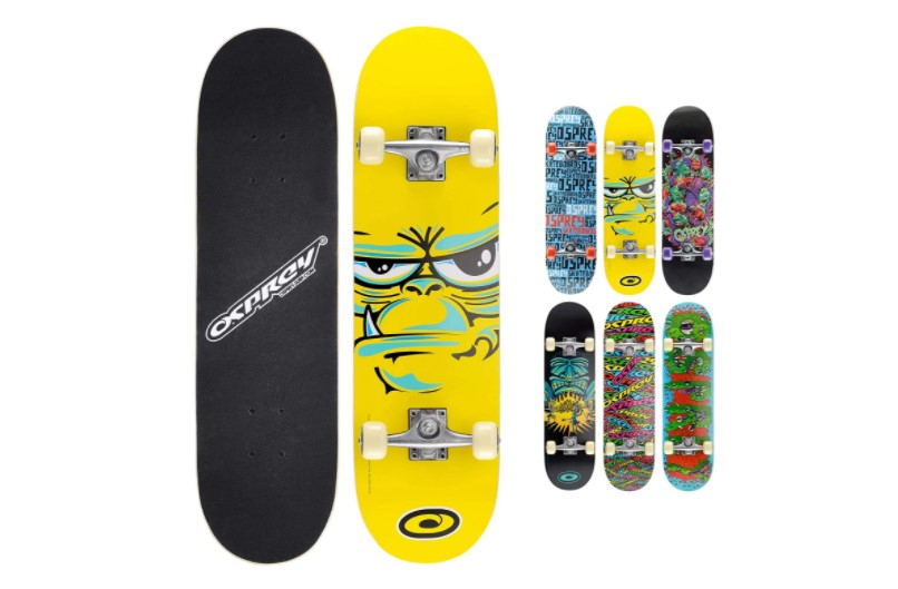 Kids' Skateboard, Osprey.