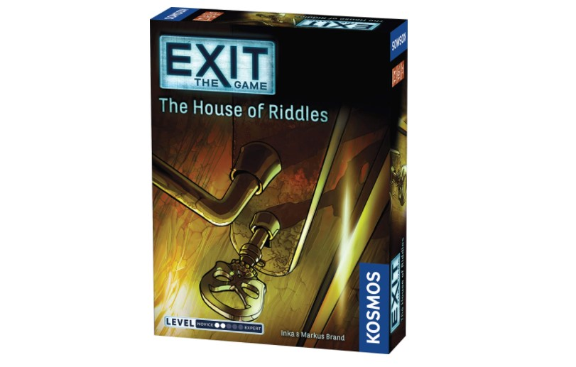 Family friendly card-based riddles game for kids.