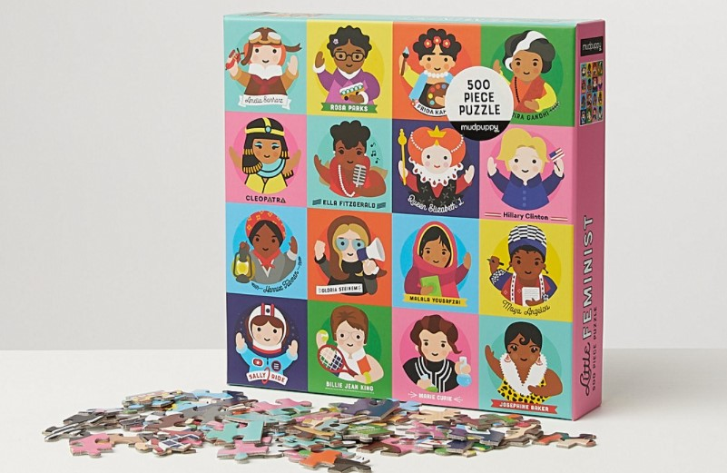 Colourful family jigsaw for 11 years old.