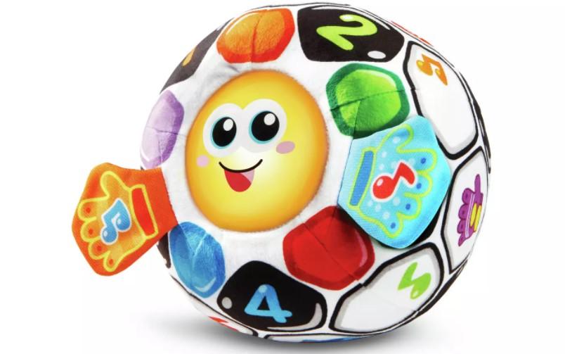 VTech's beginner football for kids.