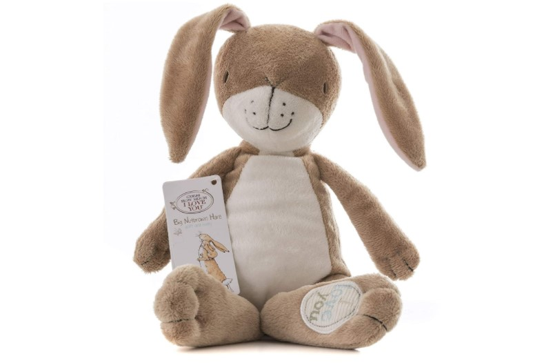 Bestseller cuddly Nutbrown Hare perfect for babies.