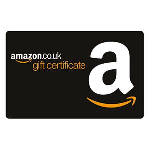 eGift Voucher for Amazon.