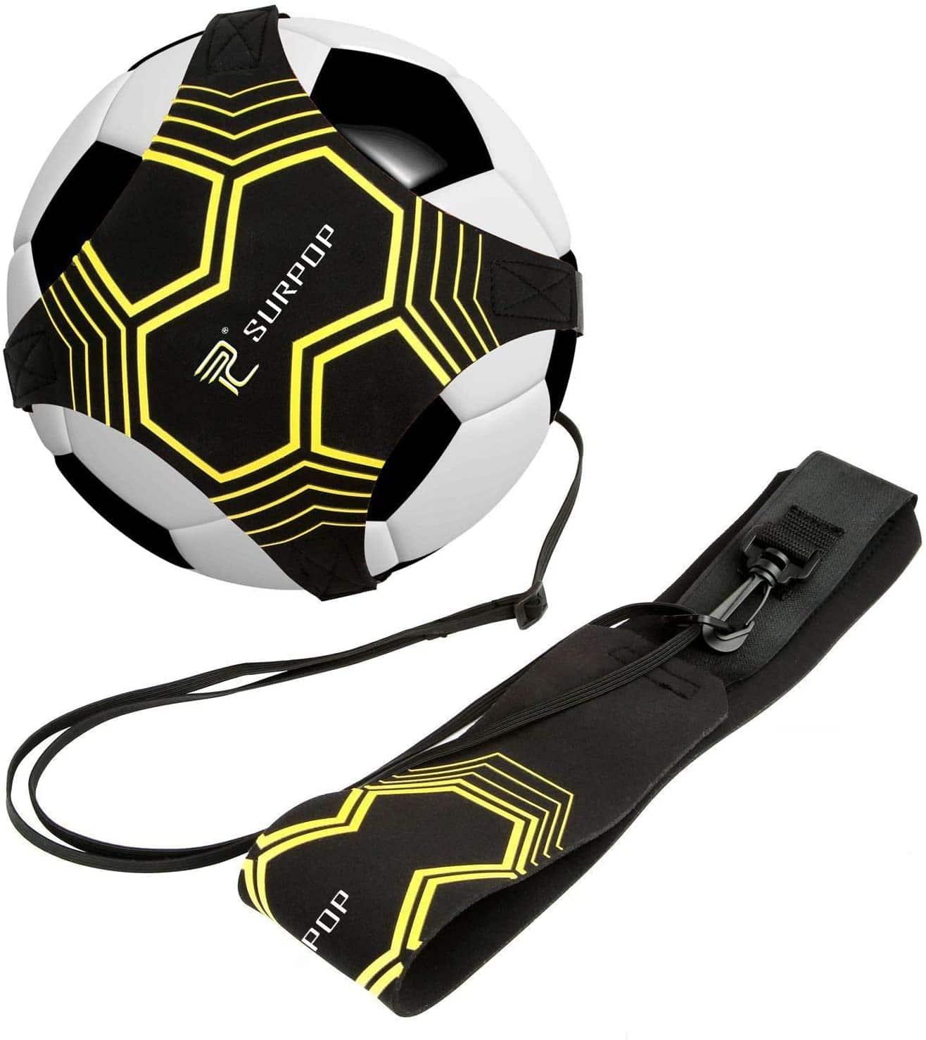 Global Park Football Kick Throw Solo Practice Aid.