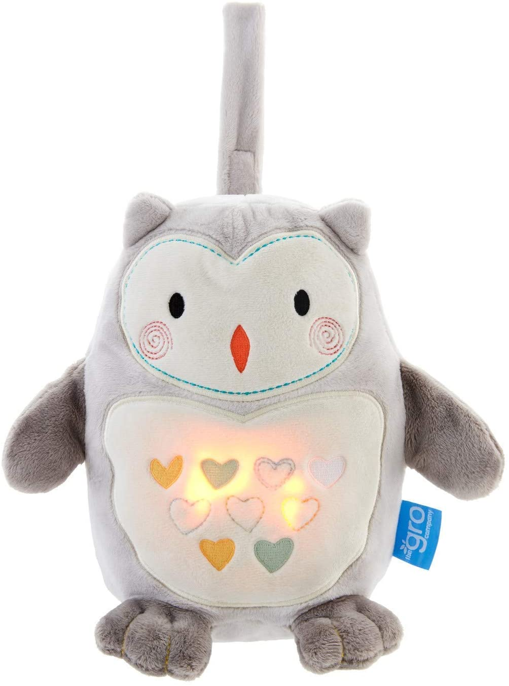 The Gro Company's Ollies the Owl Grofriend soft toy.
