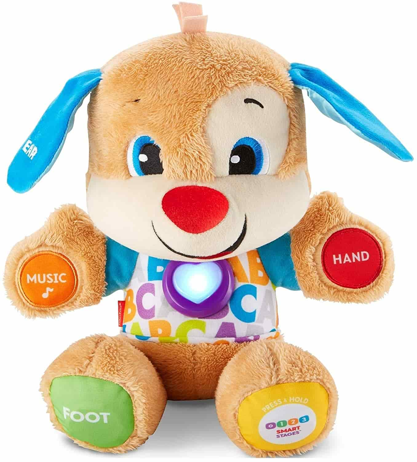 Fisher-Price Laugh & Learn Smart Stages Puppy.