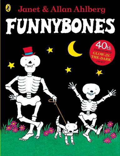 Funnybones by Janet and Allan Ahlberg.