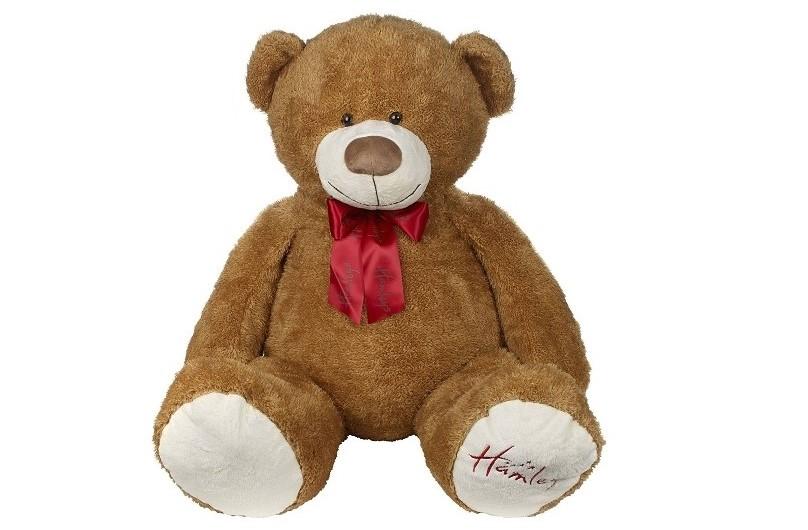 Cuddly Bakewell Bear is the bear of all bears.