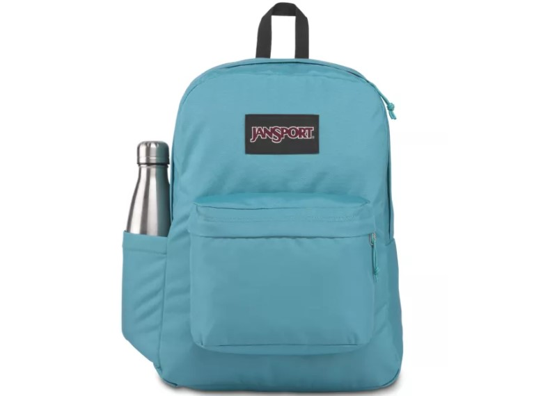 Superbreak Plus backpack with internal compartment for laptop.