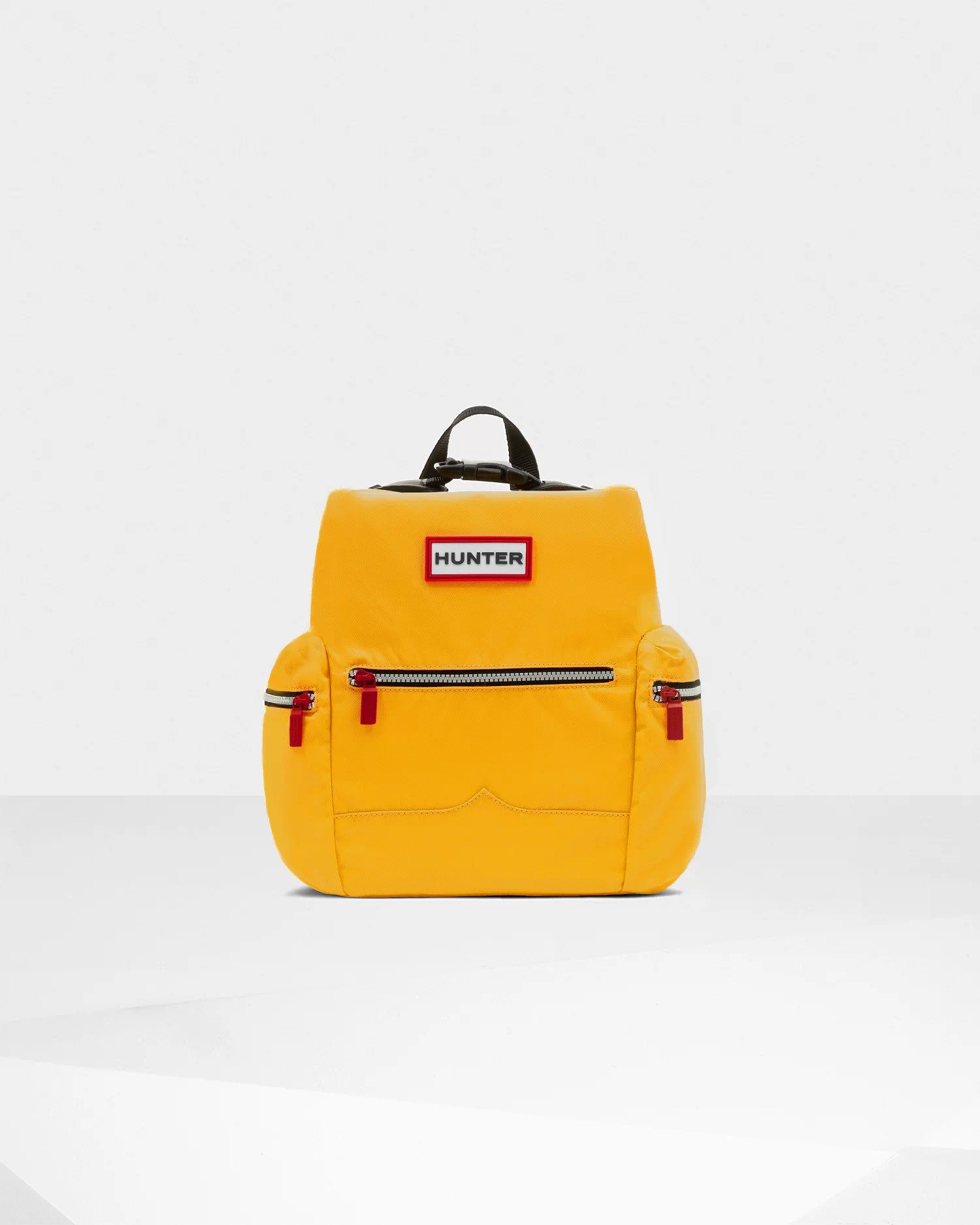 Weatherproof and spacious Hunter mini laptop backpack.