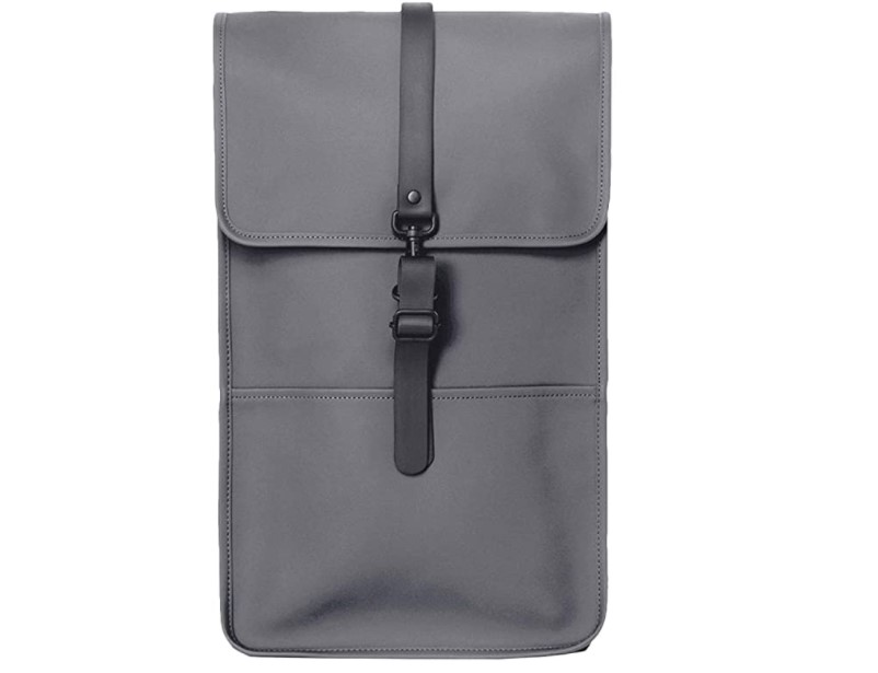 Minimalist but modern unisex Scandinavian backpack.